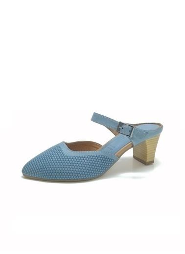 Ballerins Ayakkabı Mavi